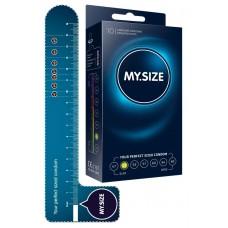 MY SIZE óvszer - 49mm (10db)