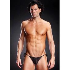 Pro-Mesh Side-Tie Bikini Black L/XL