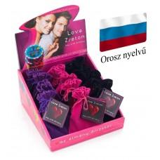 Love-n-Joy Chips/Love-n-Joy Chips 12*9 pcs Orosz