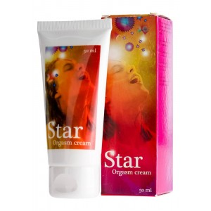 Star Orgasm cream - 50 ml