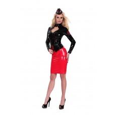 GP DATEX SERGEANT COSTUME RED/BLACK L