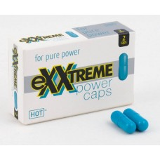 eXXtreme power caps- étrend-kiegészítő kapszulaB6 és B12 vitaminokkal. 1 x 2 db