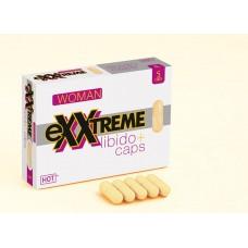 exxtreme Libido Caps woman - étrend-kiegészítő kapszula nőknek B3 és B9 vitaminnal 1x 5 Stk.