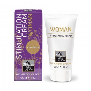 GEISHAS DREAM, stimulation cream - 50ml