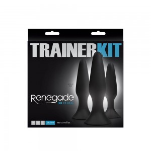 *Renegade Sliders Kit: Black