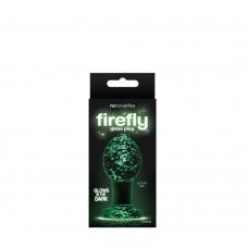 Firefly Glass - Plug - Medium - Clear