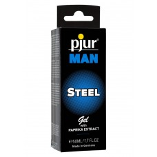 Pjur MAN Steel Gel - 50 ml