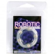 Robotic Beaded Cock Ring