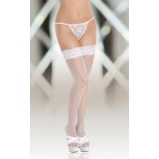 Stockings 5514    white/ 4